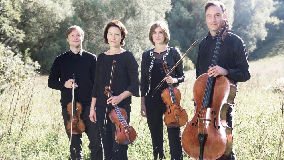 Konzert 4 Diogenes Quartett,