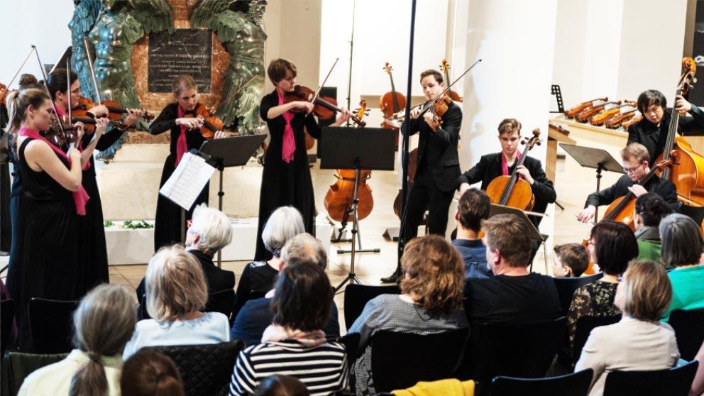 Konzert 5 Jugendorchester violinissimo, Datum N.N.